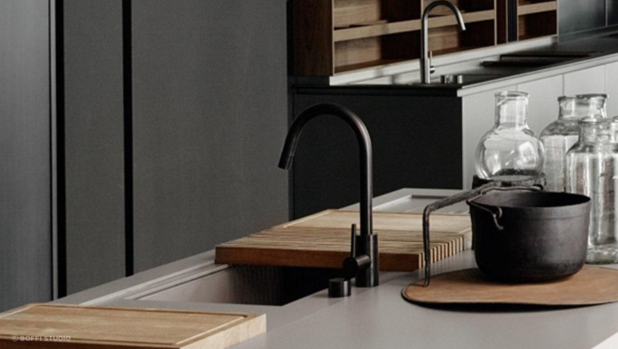 5 Mixer tap advantages for kitchens and bathrooms